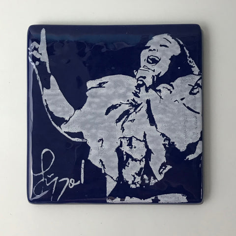 Lizzo Single Coaster