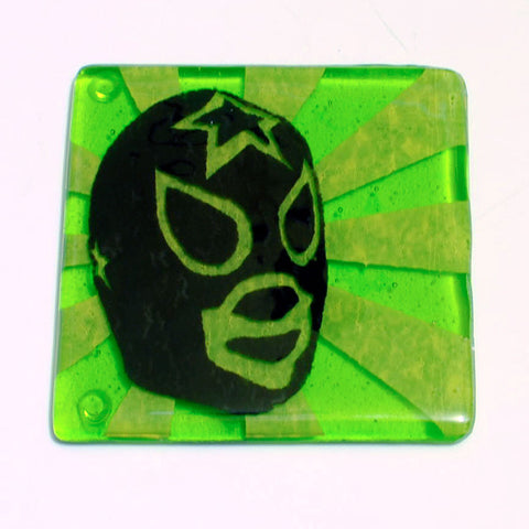Luchador Single Coaster