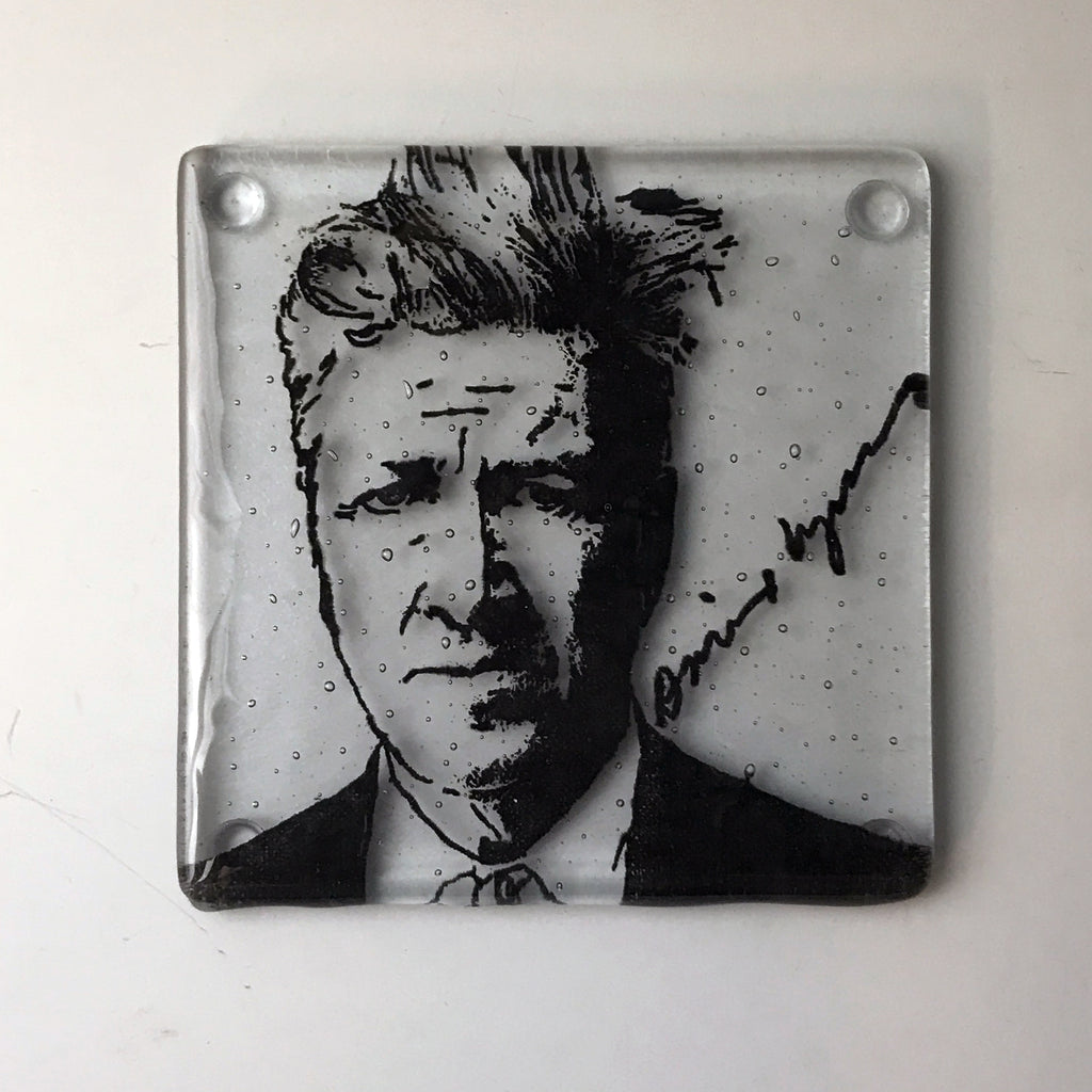 David Lynch Single Coaster