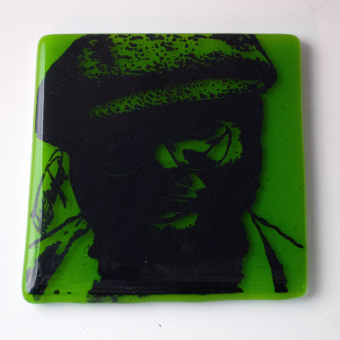 Curtis Mayfield Single Coaster