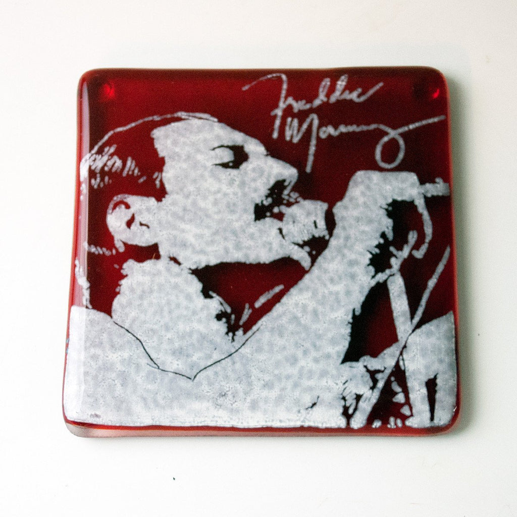 Freddie Mercury Single Coaster