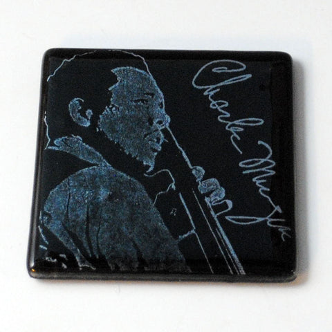 Charles Mingus Single Coaster