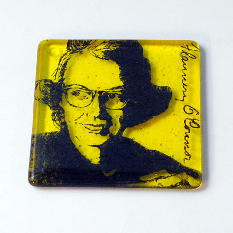 Flannery O'Connor Single Coaster