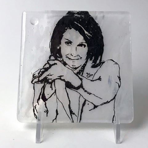 Nancy Pelosi Single Coaster