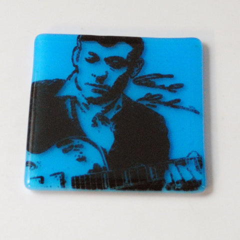 Carl Perkins Single Coaster