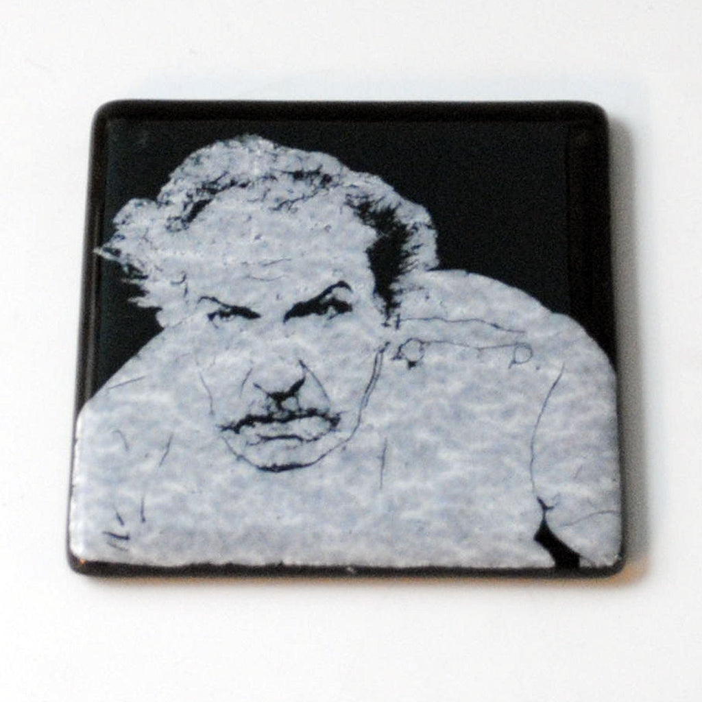 Vincent Price Single Coaster