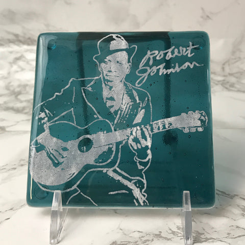 Robert Johnson Single Coaster