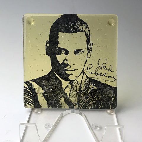 Paul Robeson Single Coaster