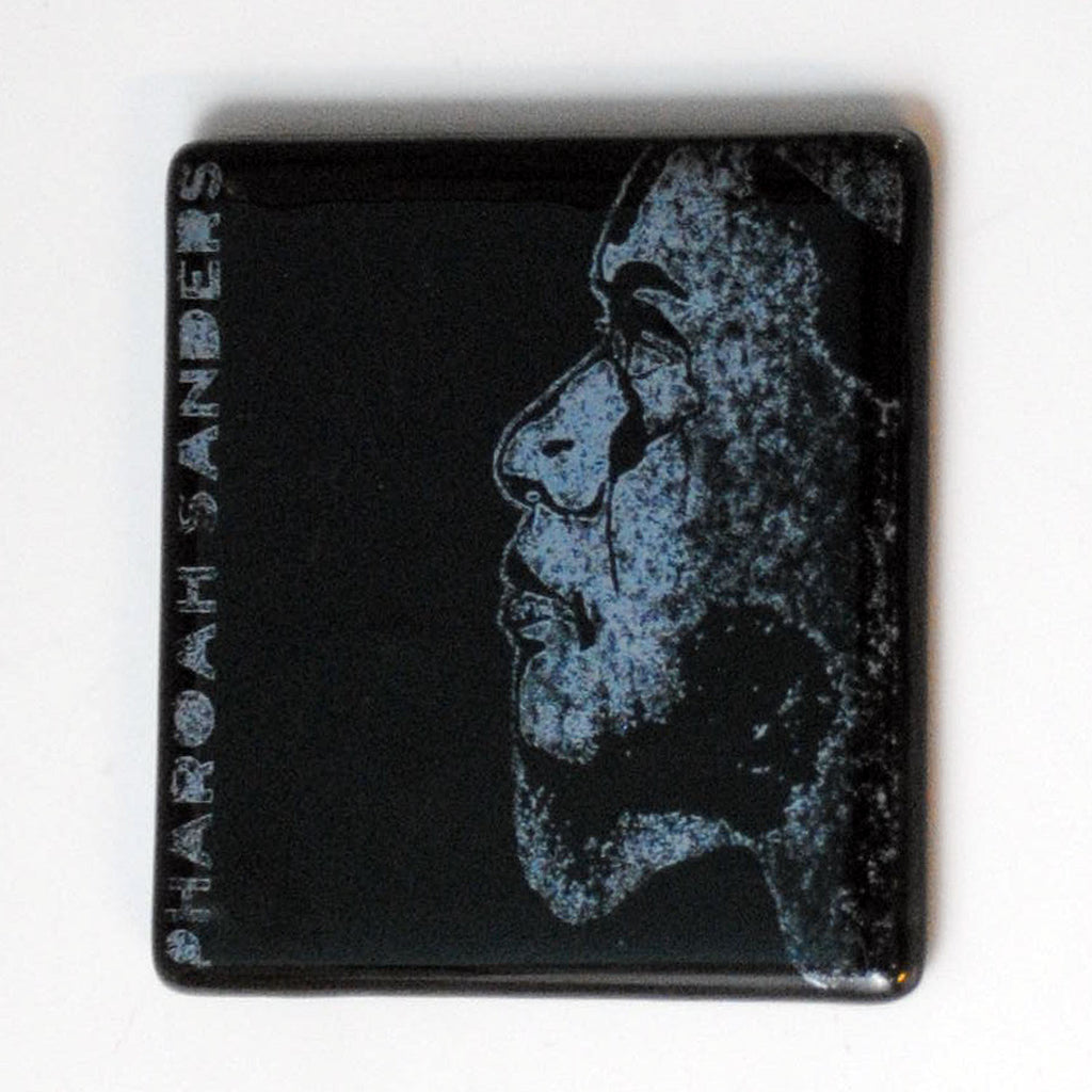 Pharoah Sanders Single Coaster