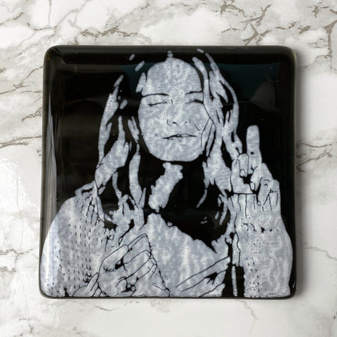 Schitt's Creek Actor Annie Murphy Single Coaster