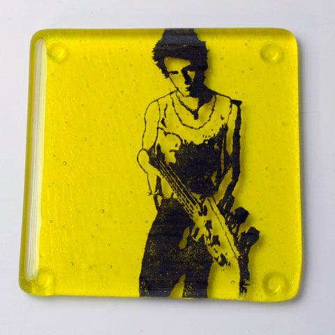 Sid Vicious Single Coaster