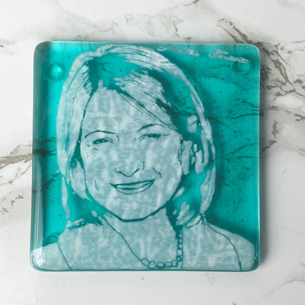 Martha Stewart Single Coaster