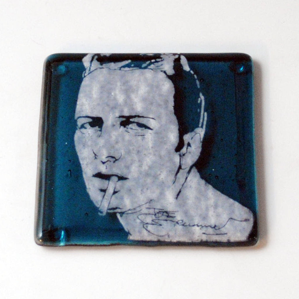 Joe Strummer Single Coaster