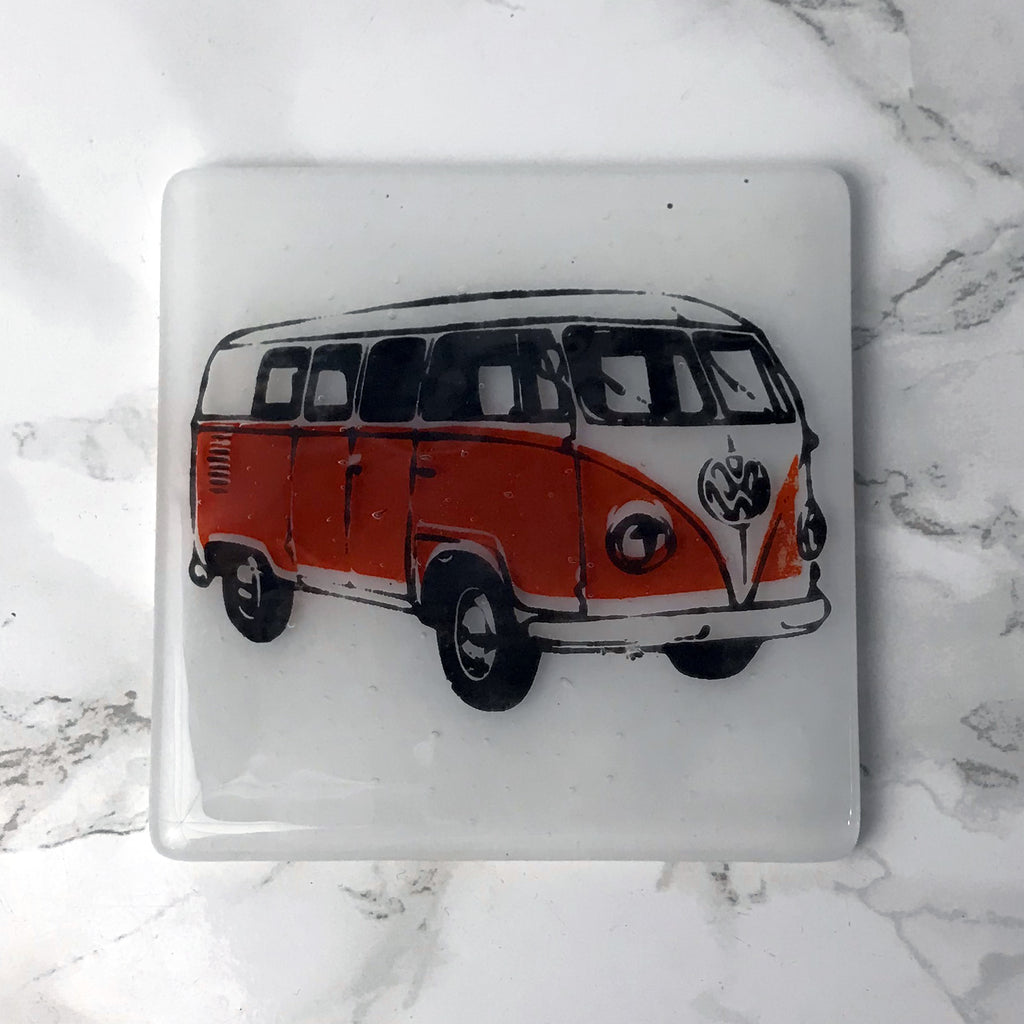 VW Van Single Coaster