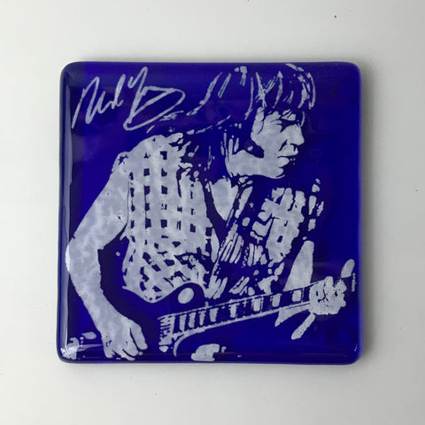 Neil Young Single Coaster
