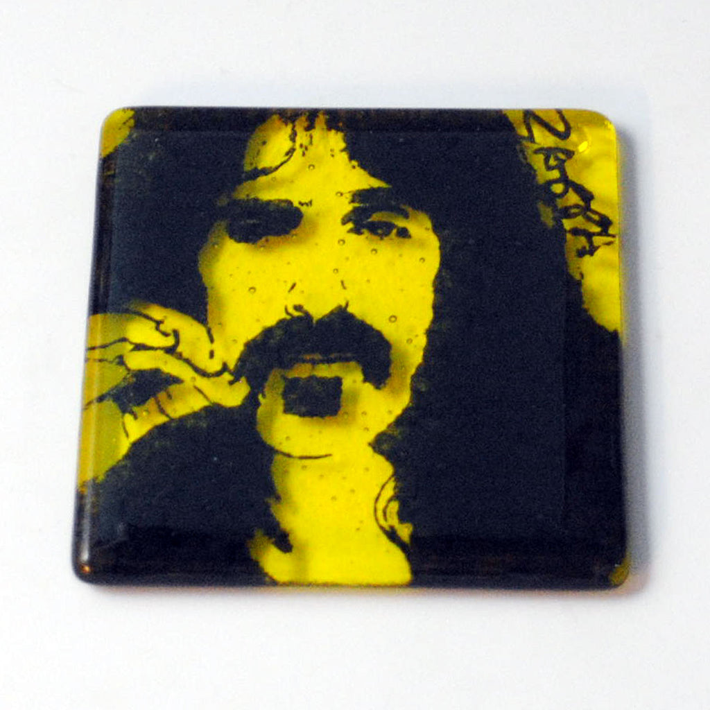 Frank Zappa Single Coaster