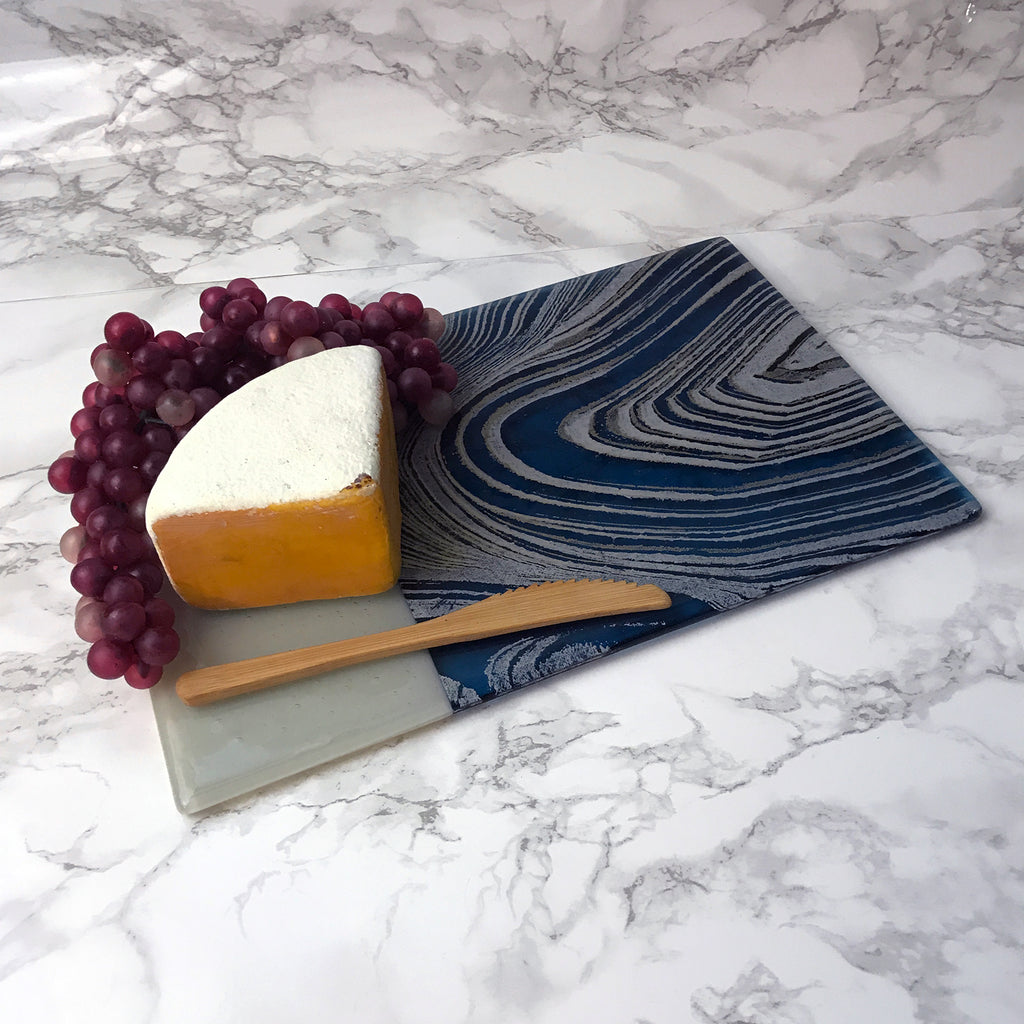 Agate Cheese Plate