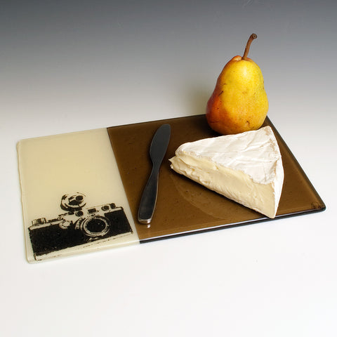 Camera Cheese Plate