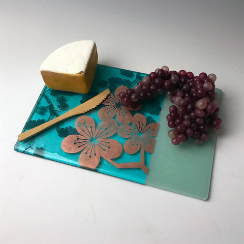 Sakura Cheese Plate