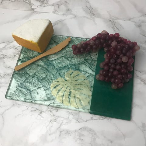 Tropical Cheese Plate