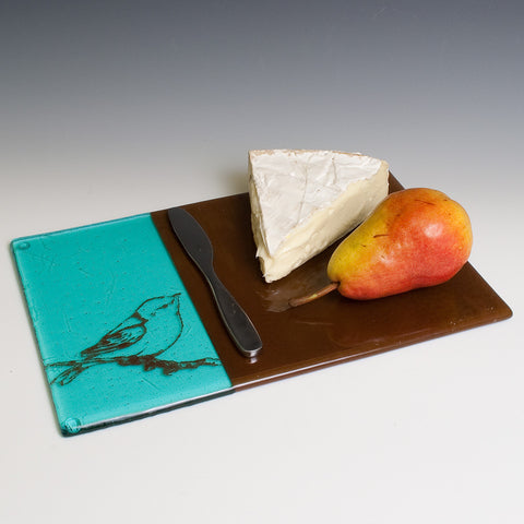 Bird Cheese Plate