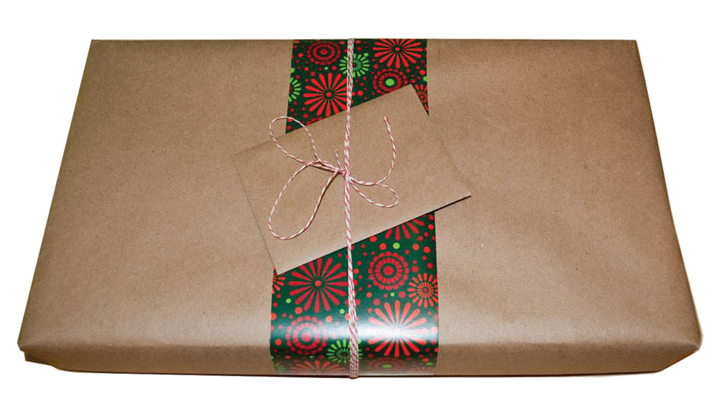 Gift Wrap + Card