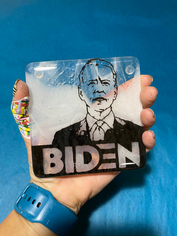 Joe Biden Single Coaster