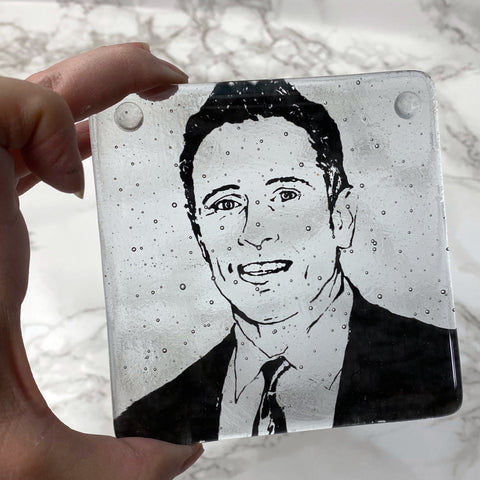 Chris Cuomo Single Coaster
