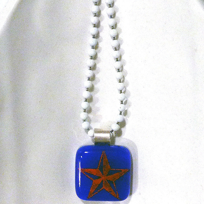 Natical Star Mini Necklace