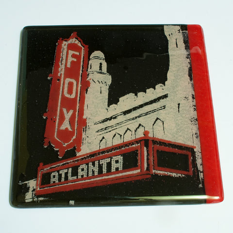 "Atlanta ""Fox Theater"" Trivet"