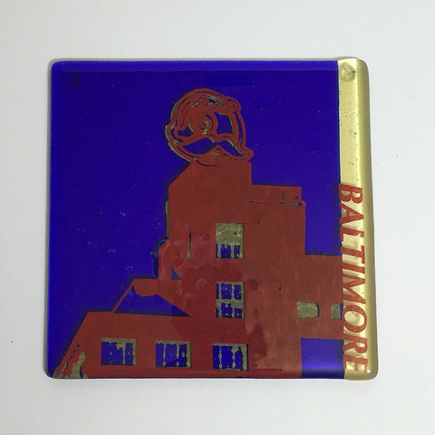"Baltimore ""Natty Boh"" Trivet"