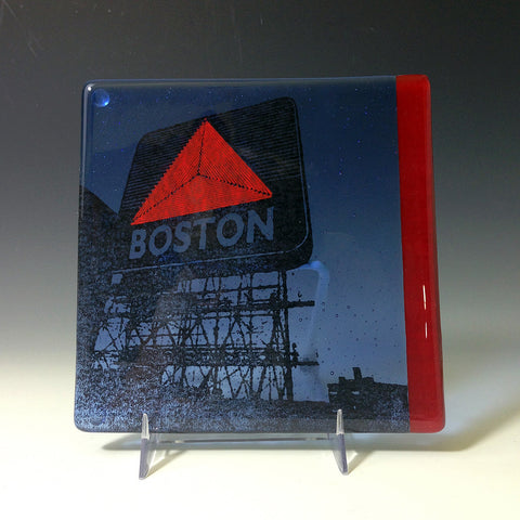"Boston ""Citgo"" Trivet"