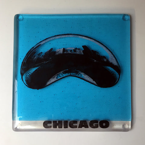 "Chicago ""Bean"" Trivet"