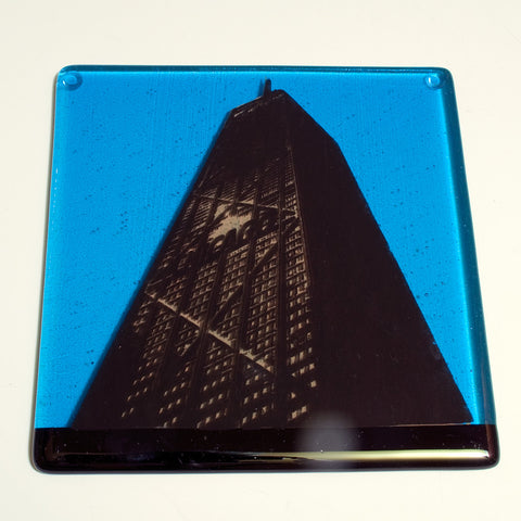 "Chicago ""Hancock"" Trivet"