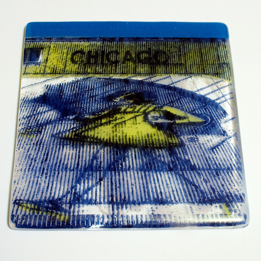 "Chicago ""Morton Salt"" Trivet"