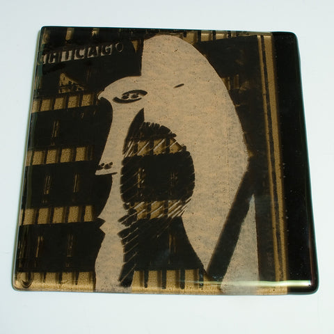 "Chicago ""Picasso"" Trivet"