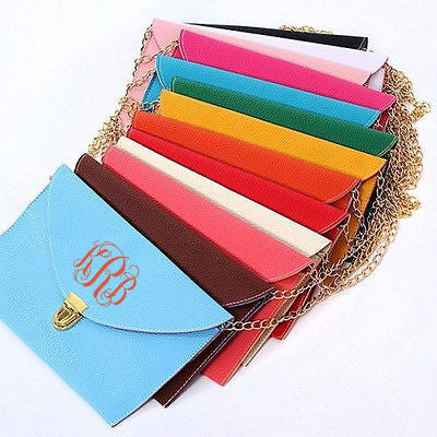 Personalized Clutch Bag - KABOLILLIE monogrammed gifts