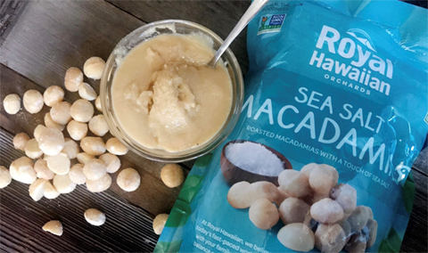 How-To Make Your Own Delicous Macadamia Nut Butter