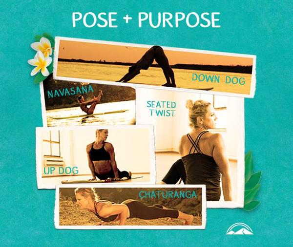 Pose + Purpose with Andrea Marcum