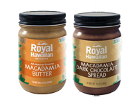 Royal Hawaiian Orchards Macadamia Nut Butter and Spread