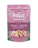 Sweet Maui Onion Macadamia Nuts
