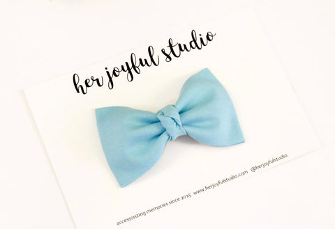 Bahama Blue - Brooke Bow - herjoyfulstudio