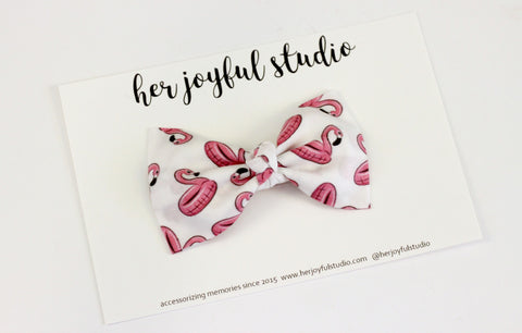 Flamingo - Brooke Bow - herjoyfulstudio