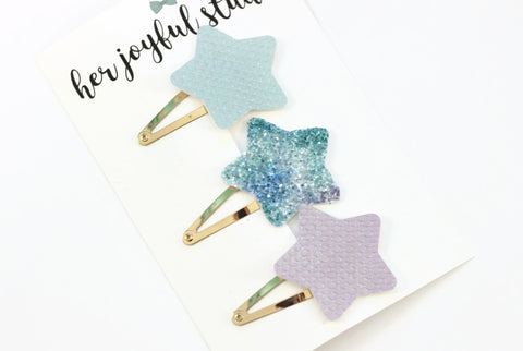 Starfish Wishes Clip Set - herjoyfulstudio