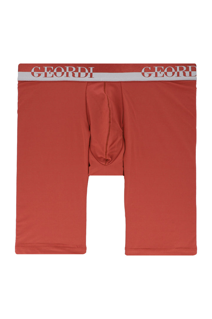 Extra-Long Boxer Briefs Made Of Microfiber (GG01D4)