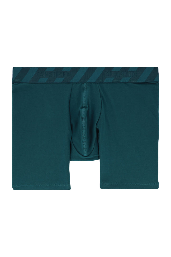 Long Boxer Briefs Made Of Cotton (4158)
