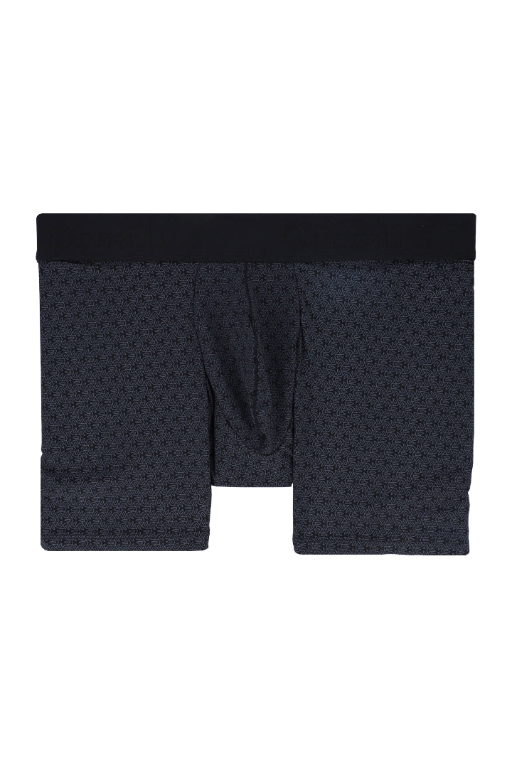 Long Boxer Briefs Made Of Microfiber (4747)
