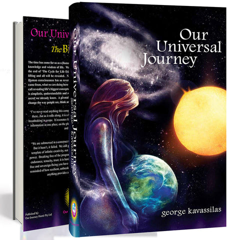 Our Universal Journey (eBook - USD$15.30)