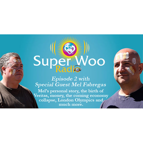Super Woo Radio Episode 02: His Personal Story