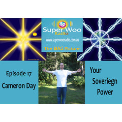 Super Woo Radio Episode 17: Your Soveriegn Power
